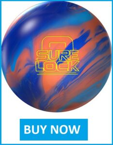 Storm Sure Lock Bowling Ball