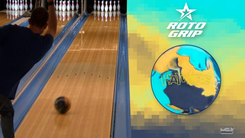Roto crop haywire bowling ball review