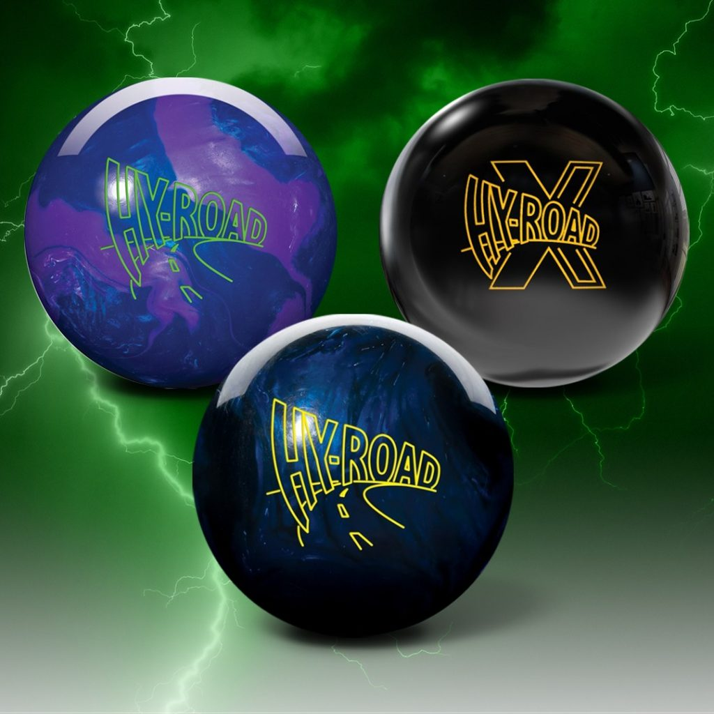 Storm hy-road ball
