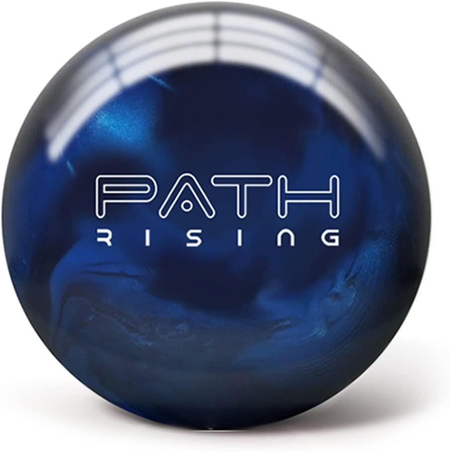 Path Rising Bowling Ball
