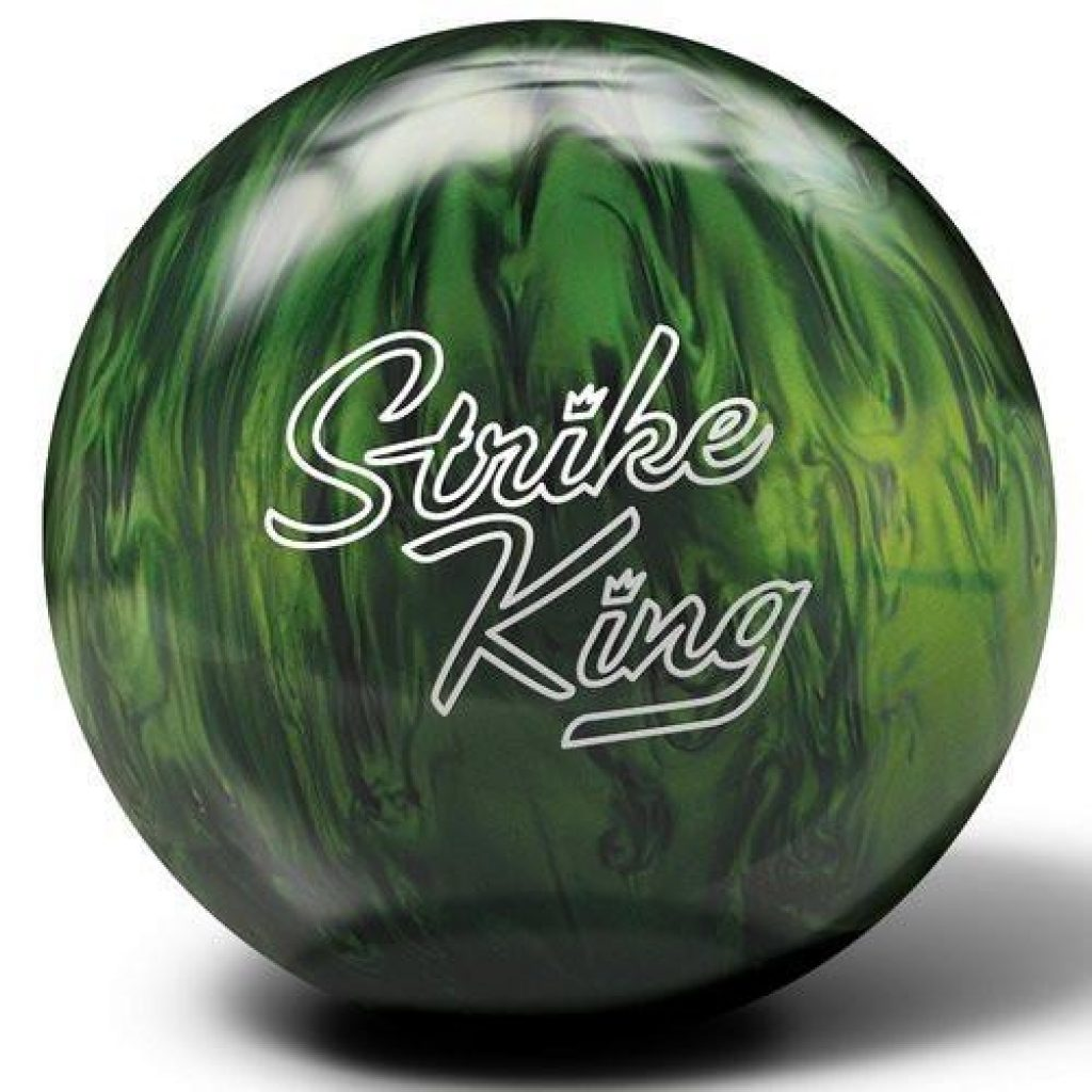 Strike King Bowling Вall green