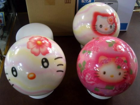 custom bowling balls