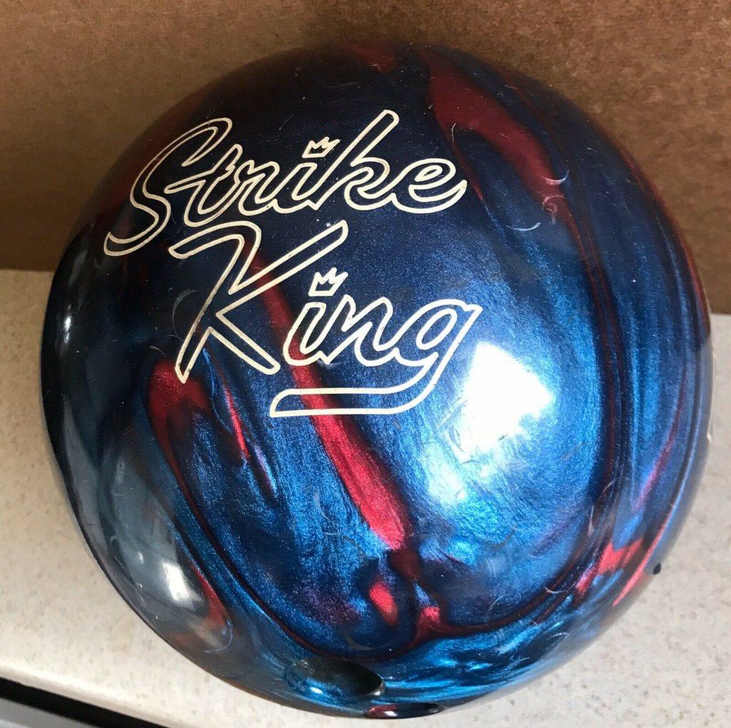 real strike king bowling