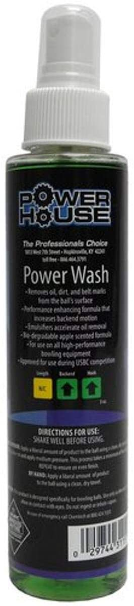 EBONITE POWER WASH BALL CLEANERS